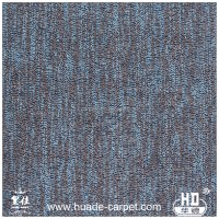 Commercial Removable Carpet Tiles 50x50 With Customized ...
