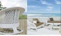 Polyethylene outdoor furniture JX-386, View polyethylene ...