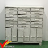 Antique White Wooden Living Room Storage Cabinets - Buy ...