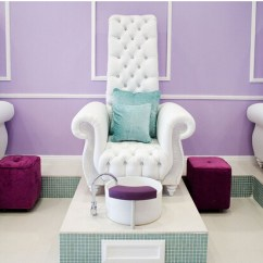 Pedicure Chairs Used Stretch Chair Covers Ireland Luxury And Cheap Queen Manicure Nail Salon Furniture With Table / Massage ...