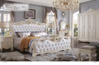 Pakistan Antique Fancy White Vintage Bedroom Sets Bedroom