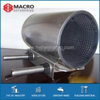 Pipe Leakage Repair Clamp For Pvc,Hdpe,Pp And Steel Pipes ...