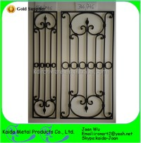 Simple Iron Window Grills Design - Buy Simple Iron Window ...