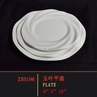 Bulk Wholesale High Quality Melamine Plate Divided