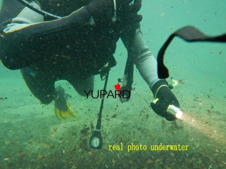 Acier Inoxydable Plongée sous-marine printemps enroulé cordon pour appareils photo et Dive Lights