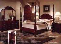 Arlington Bedroom Set - Buy Mahogany Bedroom Set Product ...