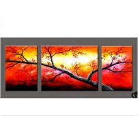 Acrylic Wall Hanging Paintings Wall Art Flower Acrylic ...