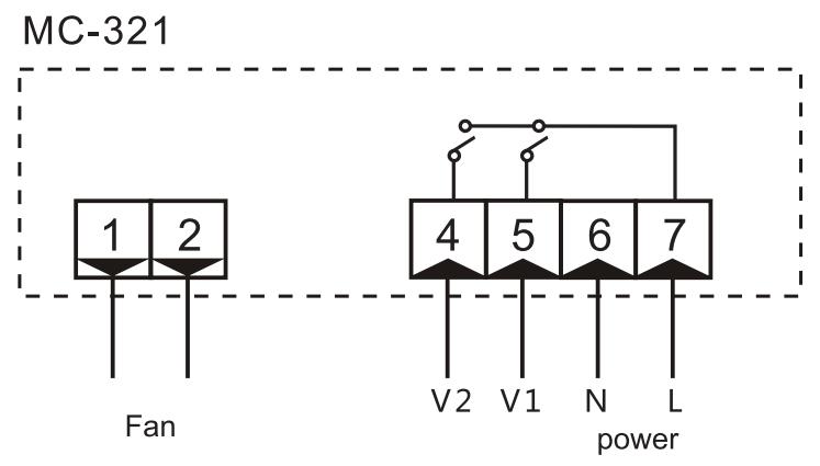 Mc-320 Digital Hvac Thermostat Temperature Controller