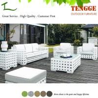 YH-6163 Hot sale !!Modern white outdoor ratan garden ...