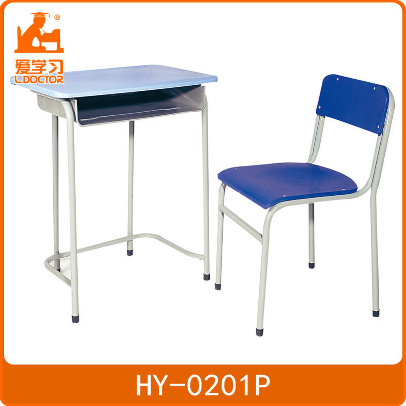 Colorful School Furniture Student Desk And Chair  Buy