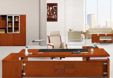 Contemporary Executive Desk