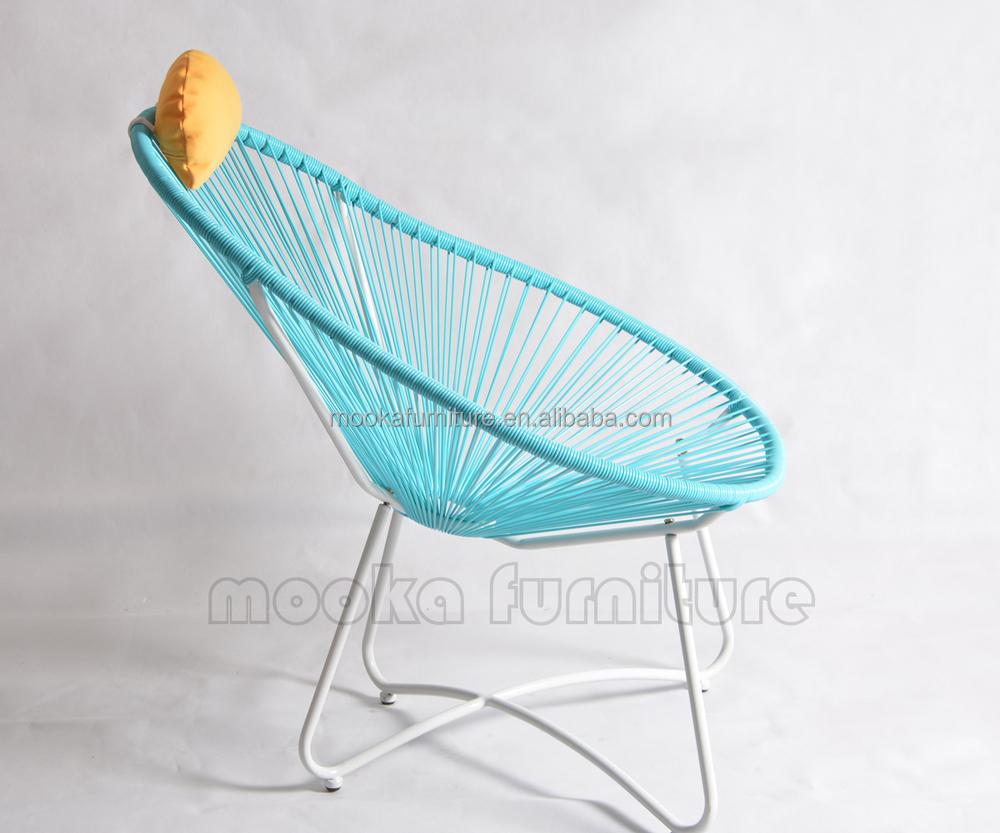 Cheap Acapulco Chair Kd Rattan Outdoor Furniture Mkr03