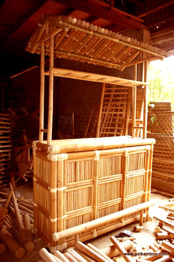 wholesale Bamboo Bar  Natural Bambus Bar  Bamboo
