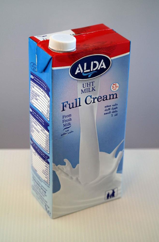 Volume Of A Milk Carton