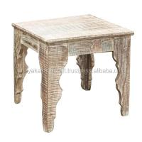 Reclaimed Wood Coffee Table,Distressed Coffee Table White ...