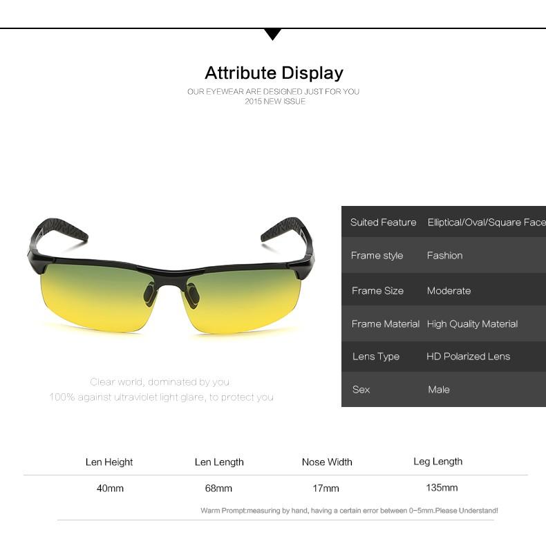 ... Aoron hot famosi uomini di marca polarizzati uv400 occhiali da sole per  la guida auto originale lusso maschio occhiali da sole degli uomini della  lega ... ec2aa85f44