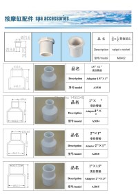 Different size PVC concentric reducer,pipe reducer for spa ...