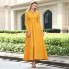 Long Sleeve Winter Maxi Dress