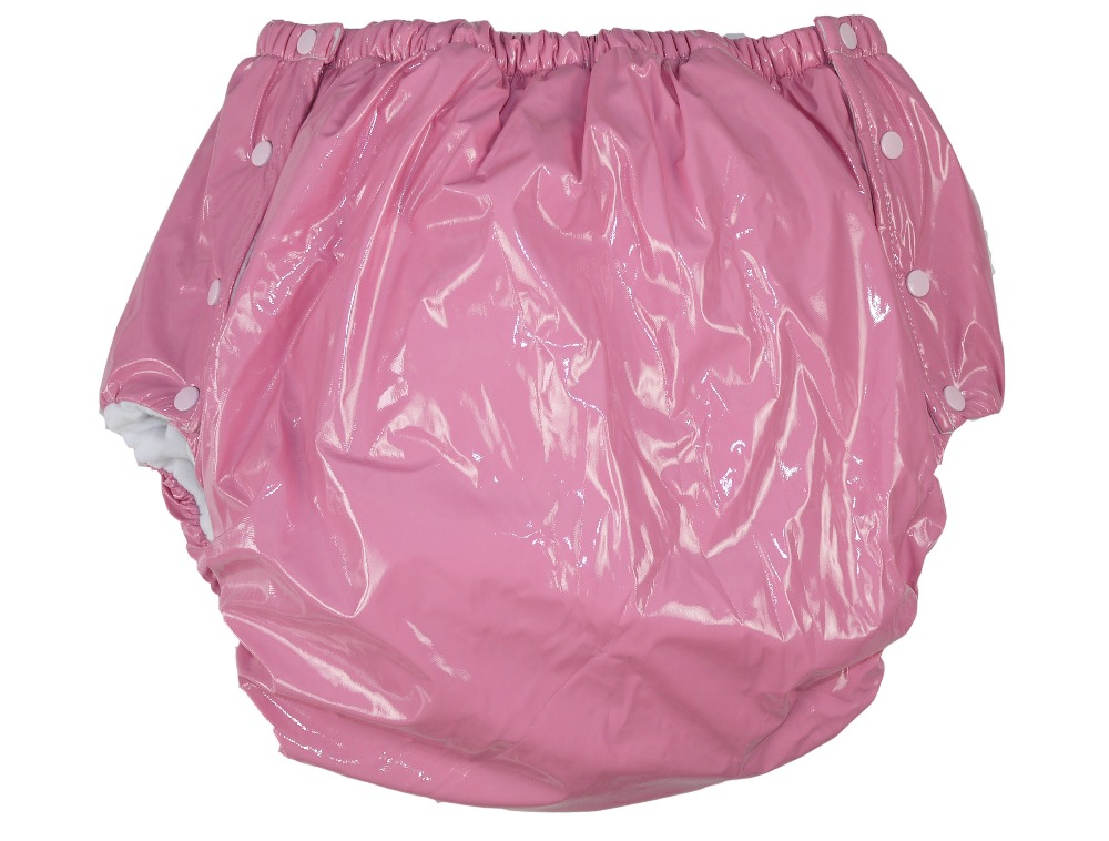 Popular Pink Adult Diapers