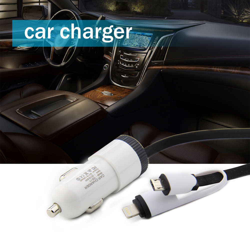 Usb Car Charger For Ipad Iphone 21a Mini Adapter Short Circuit Vxdas Vsp200 Vehicle Super Probe Tester Kit With Case And Dimension27x1x1 Inches Inputdc 12 24v Outputdc 5v 31a