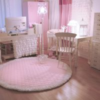 Aliexpress.com : Buy New princess carpet bedroom pink rug ...
