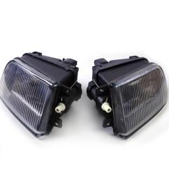 2000 bmw 540i fuse box 2pcs right left fog light lamp 63178360575 63178360576 [ 1110 x 1110 Pixel ]
