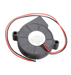 dc 12v 0 06a 50x15mm black brushless cooling blower fan 2 wires 5015s best price in fans cooling from computer office on aliexpress com alibaba group [ 900 x 900 Pixel ]