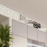 Aliexpress.com : Buy 3D Mirror DIY Removable Wallpaper ...
