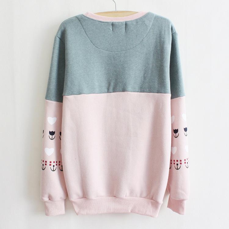 Trendy Womens Sweatshirts Breeze Clothing