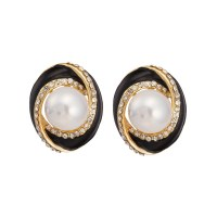 2015 New Fashion Earrings Cheap Promotional Pearl Stud ...