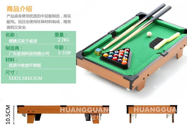 ᓂ Classic Mini American Pool Table Billiard Tabletop Pool Table - Tabletop pool table full size