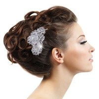 Vintage Style Wedding Bridal Hair Comb, Wedding Hair ...