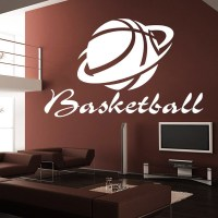 Popular Basketball Wall Decal-Buy Cheap Basketball Wall ...