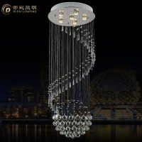 2015 New Modern Crystal Chandelier Light Fixture Crystal ...