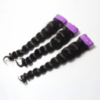 Peruvian Braiding Curly Virgin Hair 3pc lot Cheap Peruvian