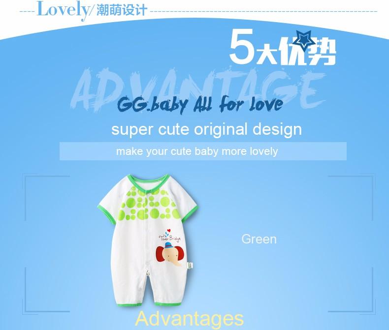 macacão de bebê recém-nascido menina infantil roupas de verãoexposição de  azulejos 76e22d58badea