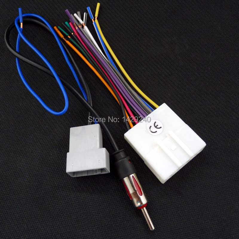 Iso Cablecar Iso Cable Car Audio Wiring Cable Assemblywire Harness
