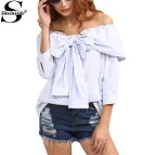 Cute Off the Shoulder Tops for Women