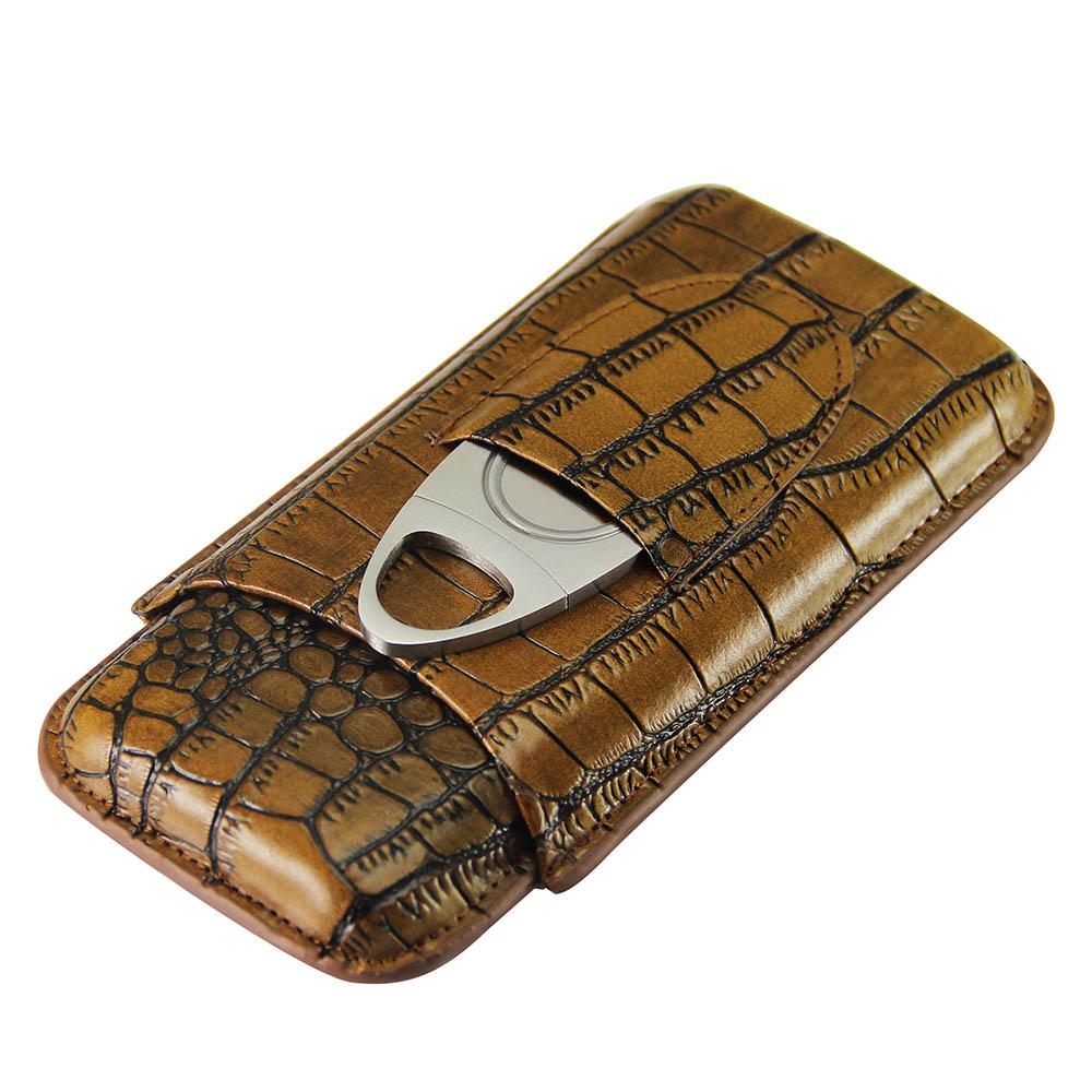 Popular Cohiba Cigar Case Leather