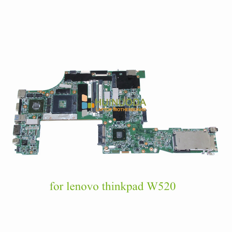 04w2030 04w2036 04w2028 Main Board For Lenovo Thinkpad W520