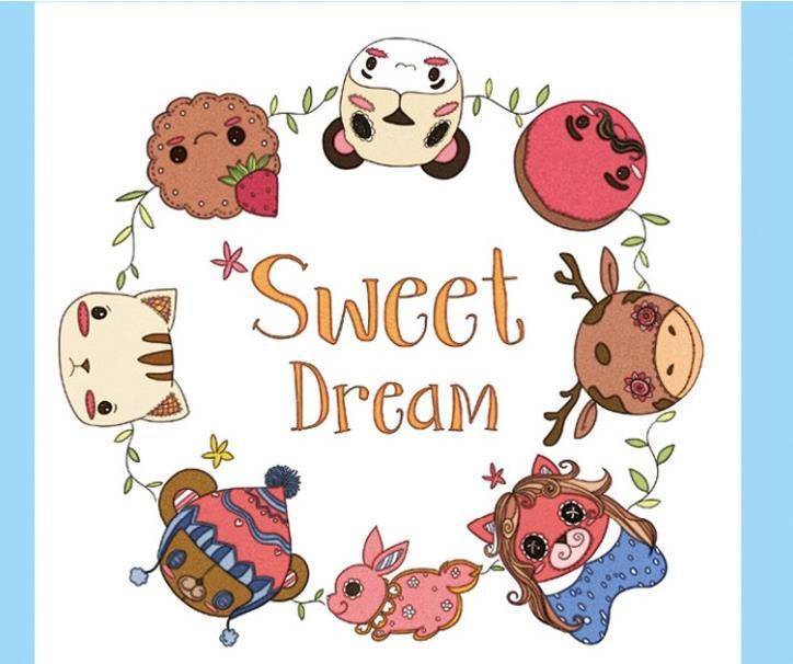 ΞViaje de sueño libros para colorear para los niños adultos aliviar ...