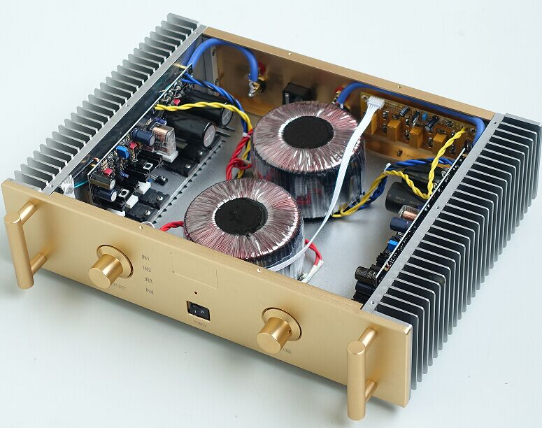 300w Hifi Amplifier Circuit