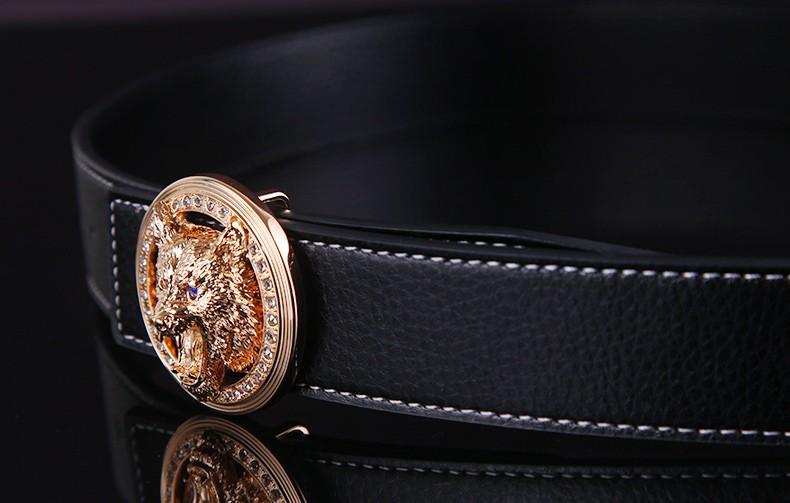 2018 marque nouveau style haute qualité ronde lisse boucle ceinture ... e4d4e52d18e