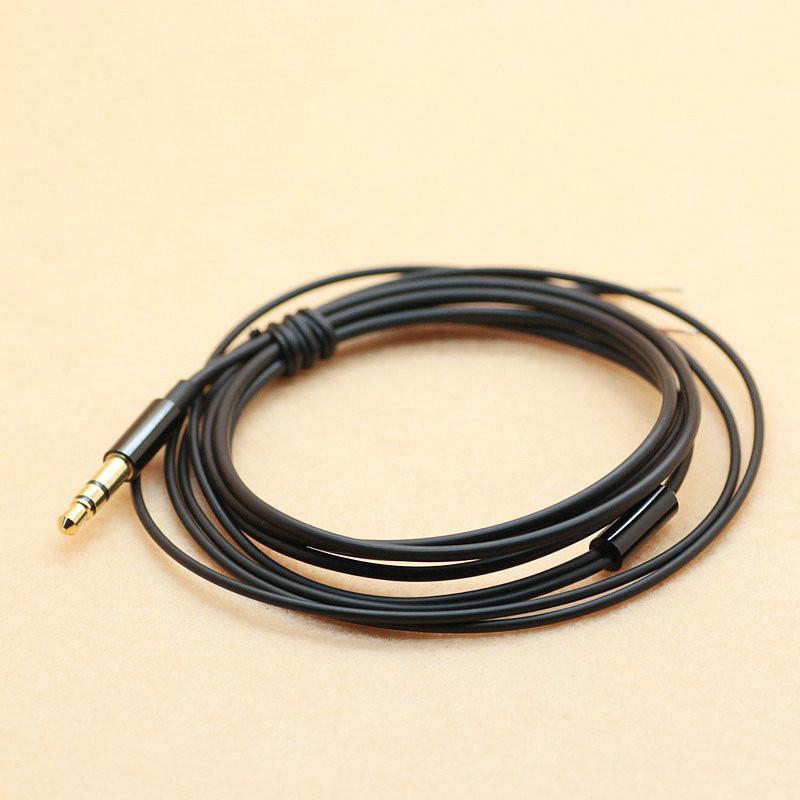 ₪DIY провод наушников 3.5 мм стерео Ремонт провода ...