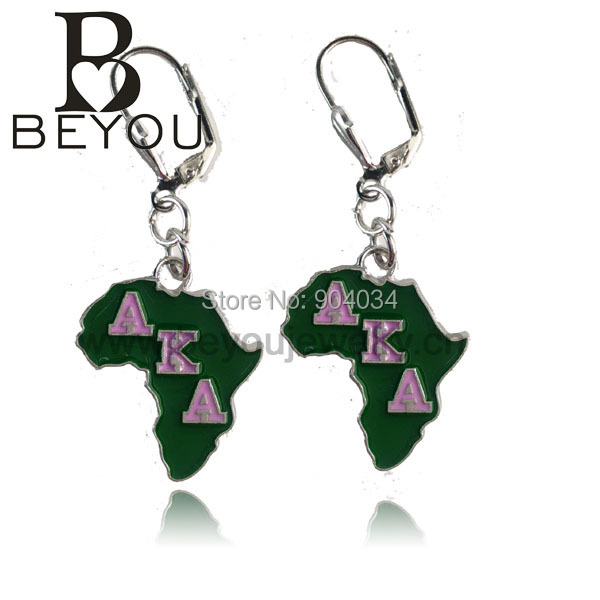 Online Buy Wholesale africa shaped earrings from China
