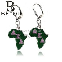 Online Buy Wholesale africa shaped earrings from China ...