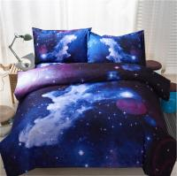 3d Galaxy Duvet Cover Set Single double Twin/Queen 2pcs ...