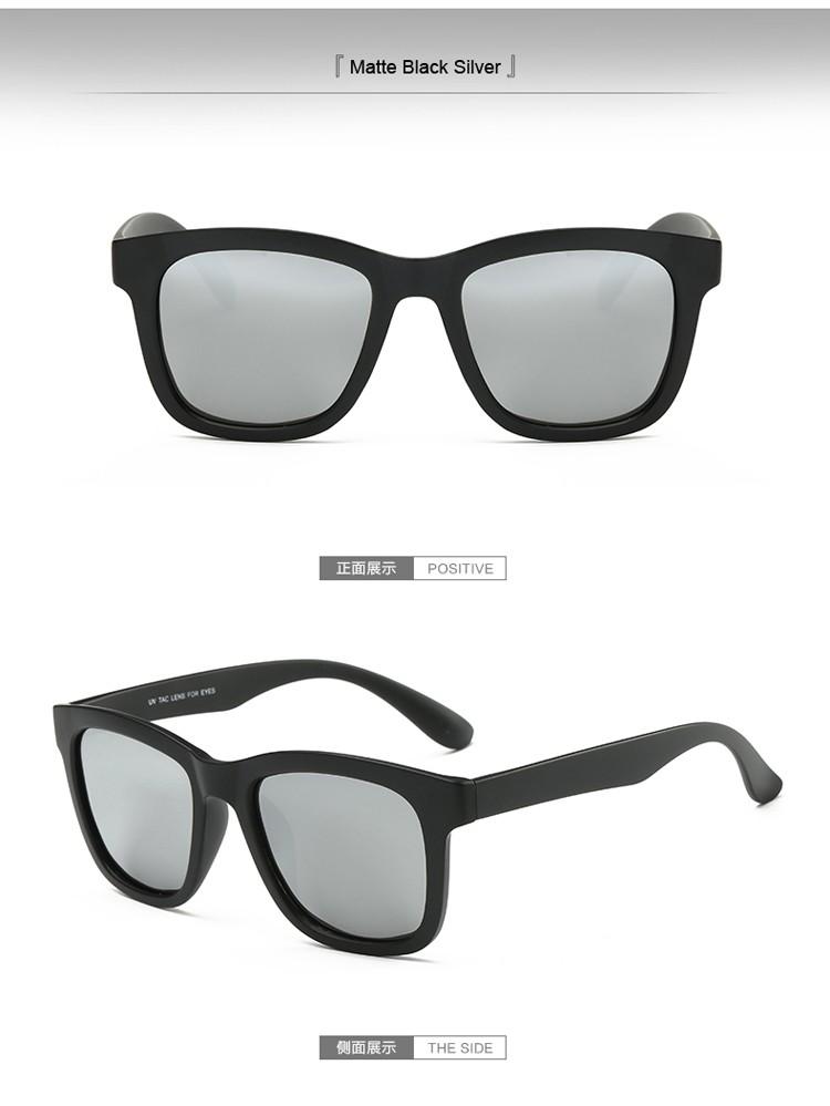 555c4355cbc9b ᐂLaura Fadas Estilo Moda Color Block Mens Óculos Polarizados de ...