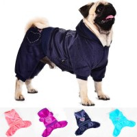 2016 High Grade Winter Clothes For Pet Dog Hooded Small to