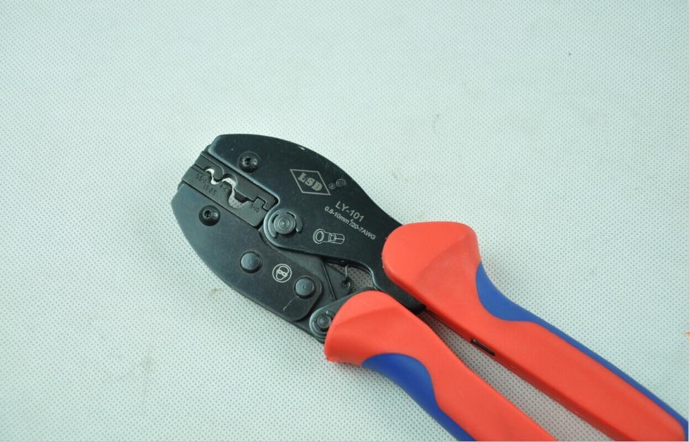 HLHD-Pinces Rapide Pince /à sertir RG6 pour sertissage Connecteurs BNC//SMA 8.1//6.5//5.4//2.6//1.72mm Durable